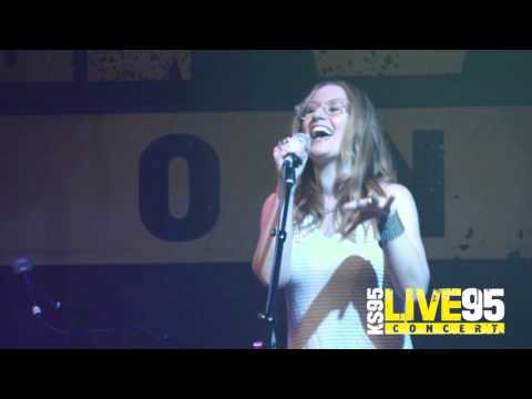 "Ingrid Michaelson - ""Hell No"" [KS95 Live95 Performance]"