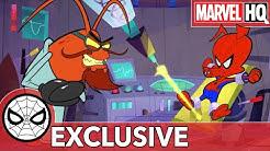 Spider-Ham: Caught in a Ham | EXCLUSIVE Animated Short | Spider-Man: Into the Spider-Verse!