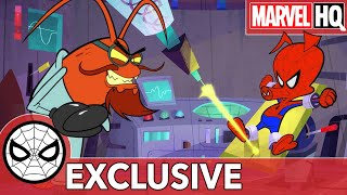 Spider-Ham: Caught in a Ham | EXCLUSIVE Animated Short | Spider-Man: Into the Spider-Verse!