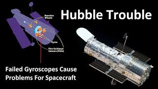 Hubble Space Telescope Gyroscope Failure - How Scientists Will Keep It Alive