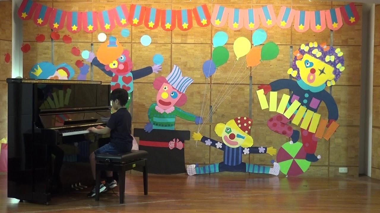 107學年度高雄市蔡文國小慈暉盃音樂比賽-蕭士懷-鋼琴堪薩斯小奏鳴曲 - YouTube
