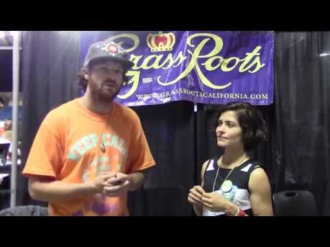 CannaCon 2014 With Grass Roots California