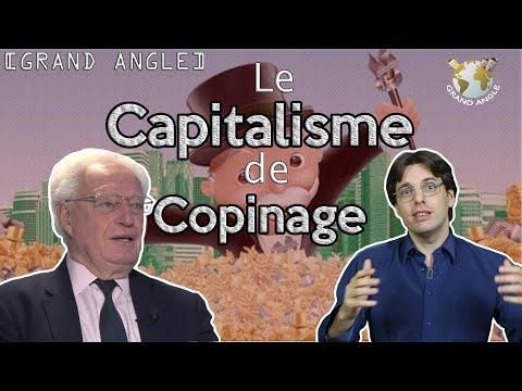 Charles GAVE : le capitalisme de copinage tue notre économie