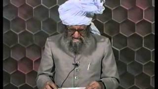Urdu Dars Malfoozat #204, So Said Hazrat Mirza Ghulam Ahmad Qadiani(as), Islam Ahmadiyya