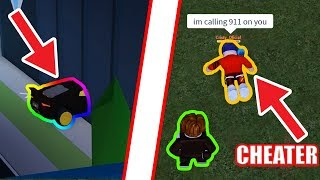 """NOOB"" COP makes NOCLIPPERS do this... 