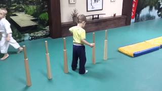 Айкидо для детей с 3.5 лет (Aikido for children from 3.5 years)(, 2015-09-11T03:53:03.000Z)