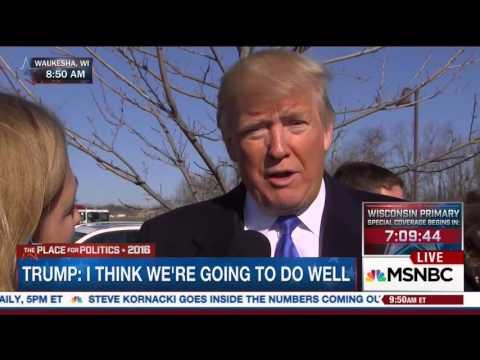 Trump confronts