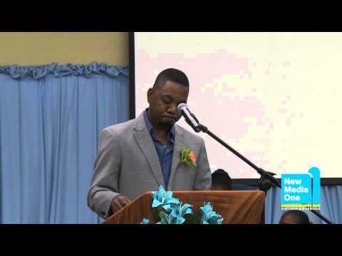 Antigua and Barbuda National Youth Awards 2012 Feature Address by Mr. Kayode O'Marde