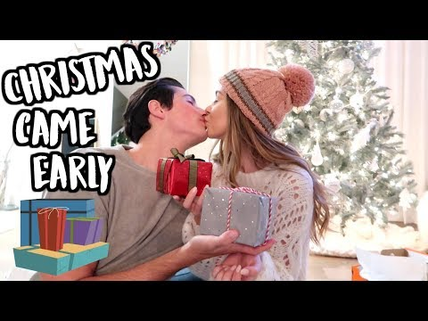 Download Youtube: CHRISTMAS CAME EARLY! VLOGMAS DAY 17!
