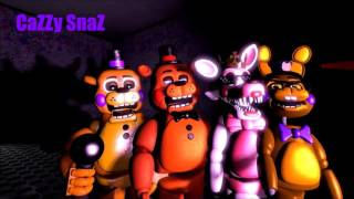 FNAF ANIMATION FNAF SFM LET'S KILL TONIGHT FNAF SFM ANIMATION