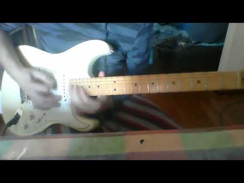 Texas Strut - Gary Moore Guitar Cover