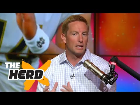 McCaffrey or Fournette - Who is the better  prospect in the 2017 NFL Draft? | THE HERD