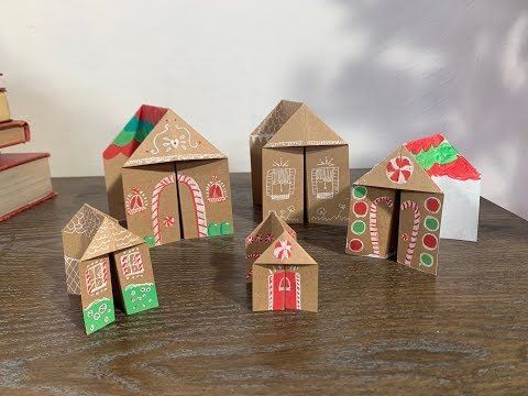 Paper Holiday Village