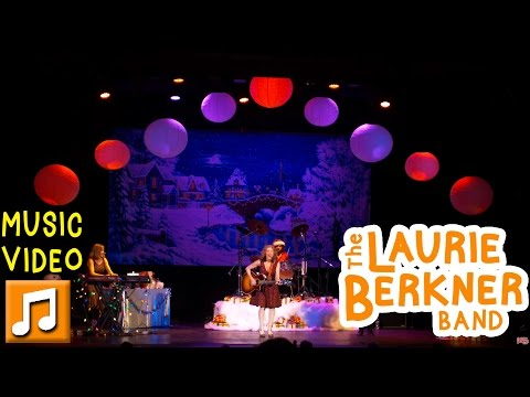 The Laurie Berkner Band LIVE - Come To A Concert!