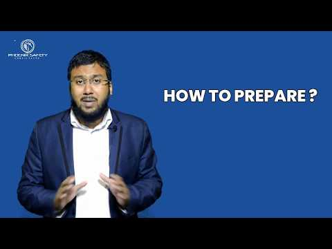 ASP (Associate Safety Professional) - Step By Step Guidelines ASP/CSP