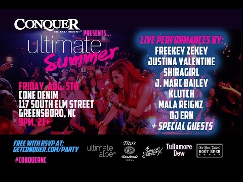 Ultimate Summer 2016 After Party Recap