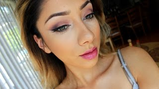 Get Ready With Me!| Mauve eye look Thumbnail