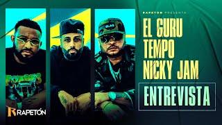 Baixar Nicky Jam y Tempo entrevista con El Guru