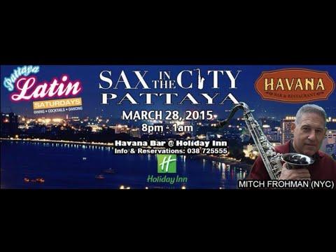 Mitch Forhman Concert @Pattaya2015 /Sex and The City