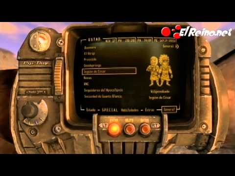 Vídeo análisis / review Fallout: New Vegas - PS3/X360