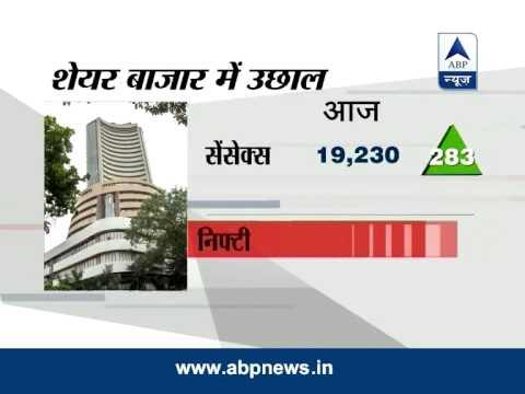 Sensex gains more than one-and-a-half per cent