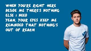"Finally Free [From ""Small Foot""] - Niall Horan (Lyrics)"