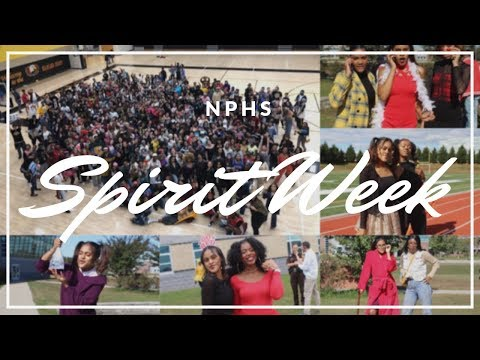 North Point High School Spirit Week Vlog + Pep Rally
