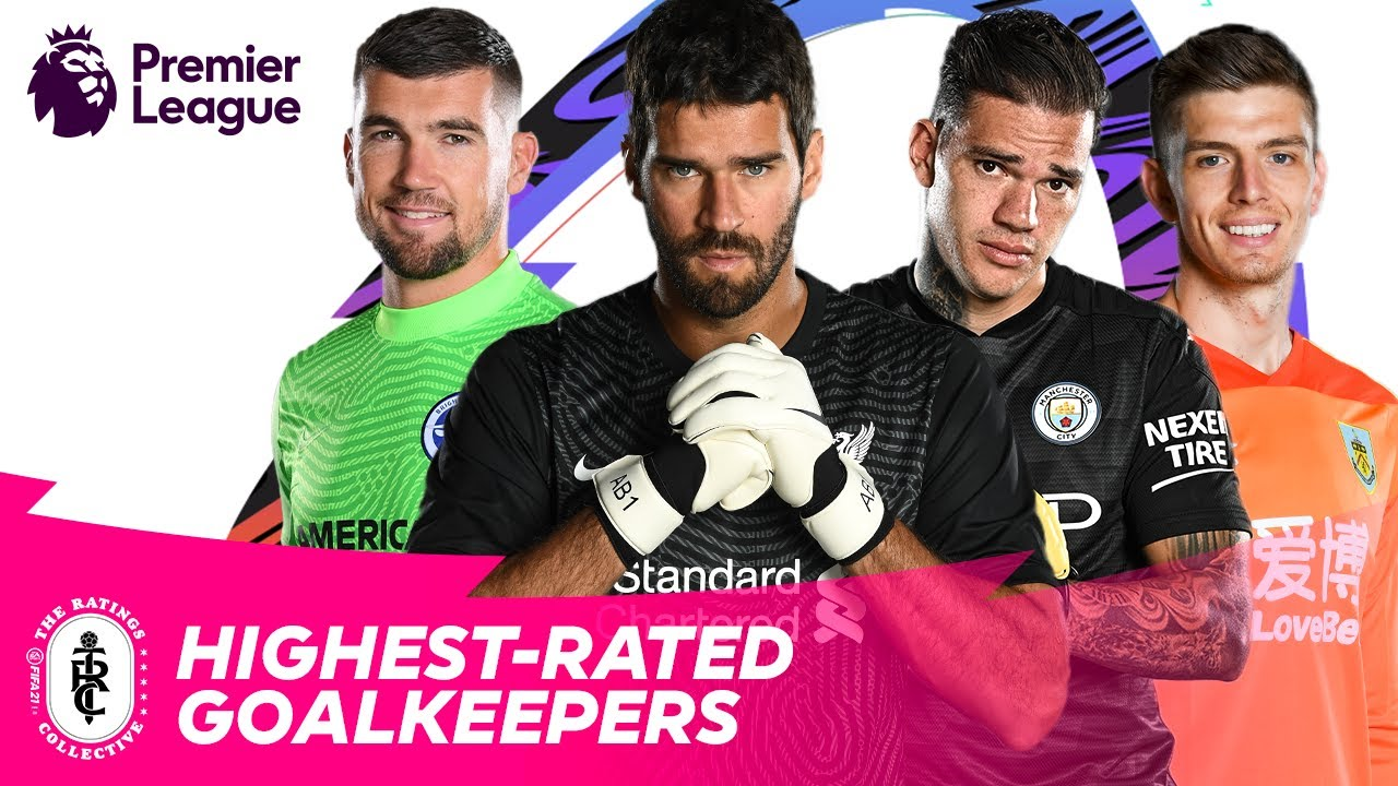 SPECTACULAR SAVES | BEST Premier League Goalkeepers in FIFA 21 | AD