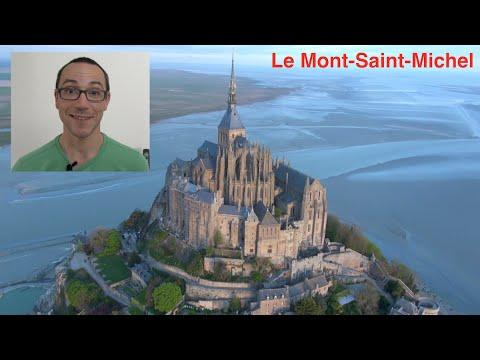 Le Mont-Saint-Michel (apprendre le français)