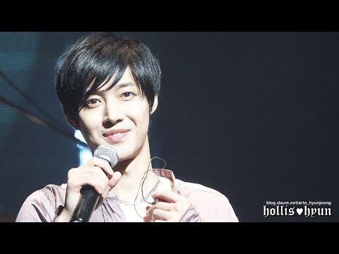 170726 Kim Hyun Joong 김현중 -Talk after Wind Song @ INNER CORE Kyoto