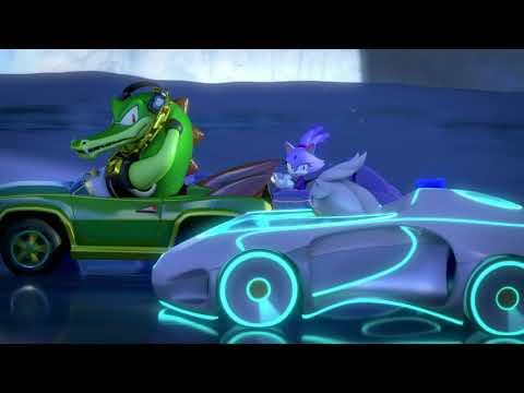 Team Sonic Racing - Speed Up Trailer
