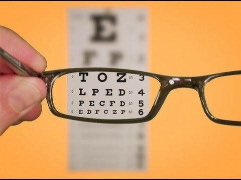 Проверка зрения в Канаде. Зрение и водительские права.