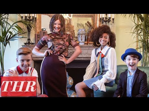 Young Hollywood: Maxwell Jenkins, JD McCrary, Julia Butters & More Play Fishing For Answers | THR