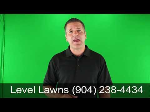 Jacksonville Lawn Care | Jacksonville Lawn service | Jacksonville Level Lawns