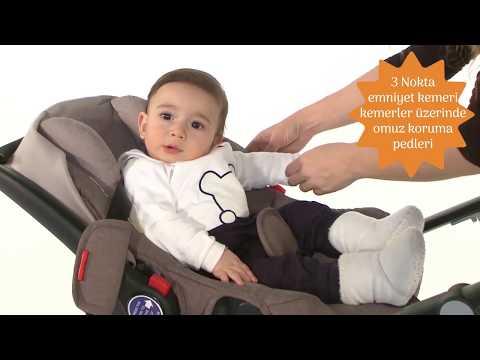 Fisher Price Bebek I Sıerra Travel Sistem Bebek Arabası