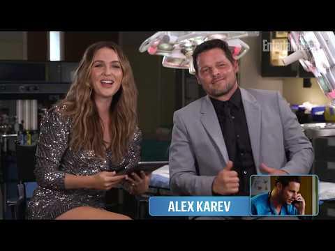 Greys Anatomy Cast Take