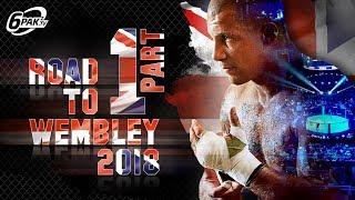 ROAD TO WEMBLEY 2018  Damian Janikowski | Przygotowania do KSW 45 Londyn Part 1