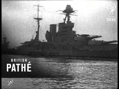Naval Story - Good Shots Of Navy Ships - Part 1 (1914-1918)