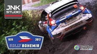 Rally Bohemia 2017 (crash & action)