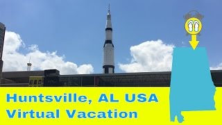 Huntsville, Alabama USA - U.S Space & Rocket Center