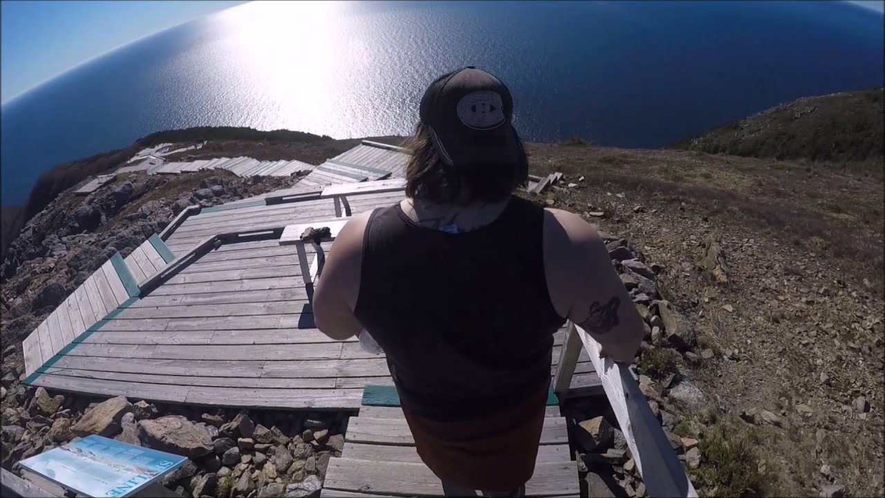Cape Breton, Nova Scotia: The Skyline Trail