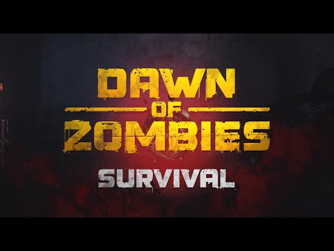 Dawn of Zombies update (11/12/2020)