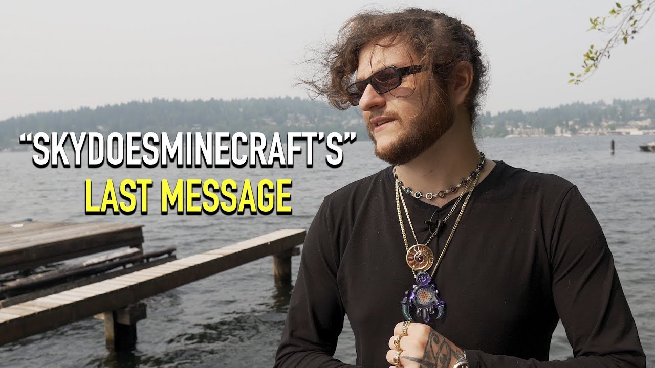 SkyDoesMinecraft's Last Message (The Sky Army's Next Journey)