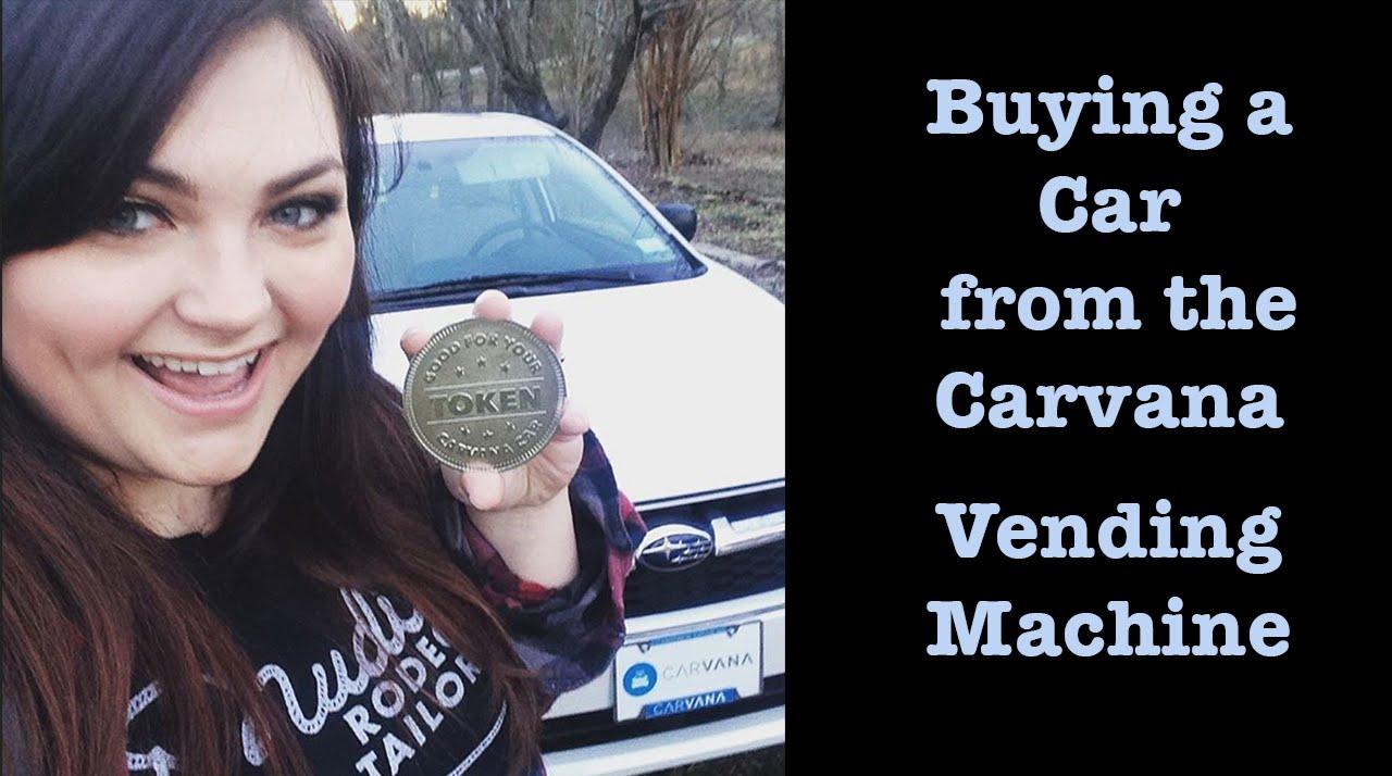 Carvana Vending Machine | Carvana Review + My experience ...