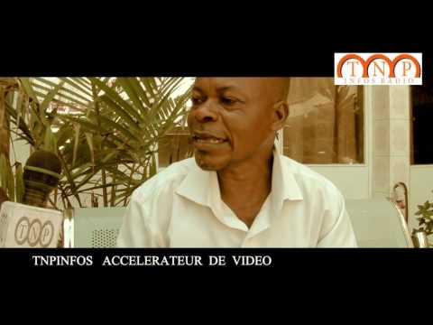 [TnpInfos] Kinshasa: JEAN BOSCO KITOKO
