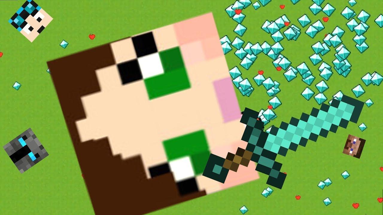 minecraft io biggest minecrafter challenge youtube