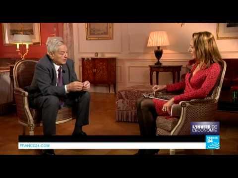 """L'invité de l'économie - George Soros : """"La France est en retard"""""""