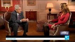 L'invité de l'économie - George Soros : 'La France est en retard'