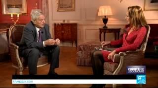 L'invité de l'économie - George Soros :