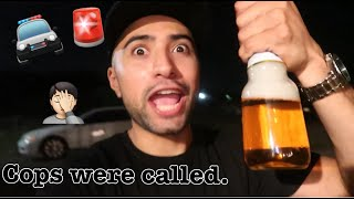 Birthday Vlog!! *COPS WERE CALLED*